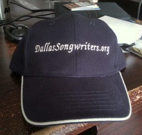 Dallas Songwriters Association Cap