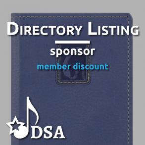 Sponsor Directory Listing - Member Discount